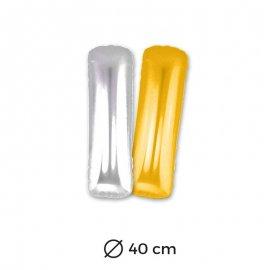Globo Letra I Foil 40 cm