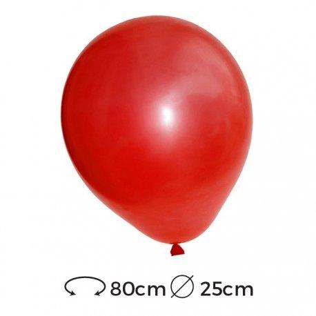 Globos Redondos Látex 25 cm