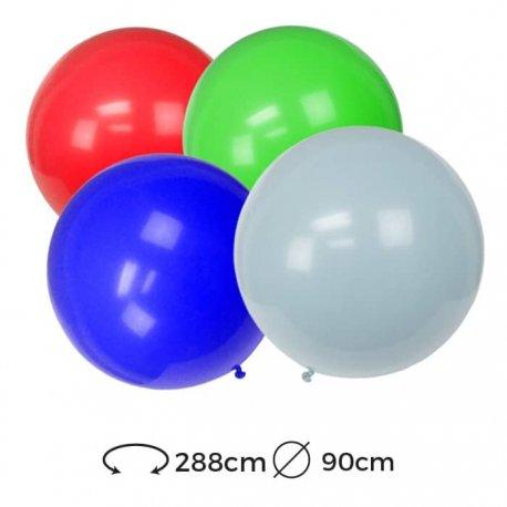 Globos Grandes Látex 90 cm
