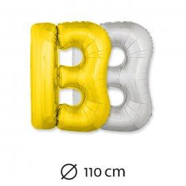 Globo Letra B Foil 110 cm