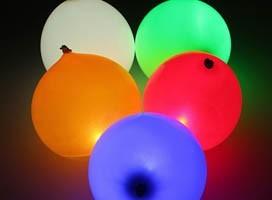 Comprar globos con LED