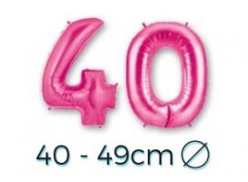 Números 40-49cm