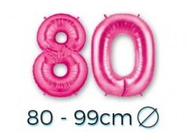 Números 80-99cm