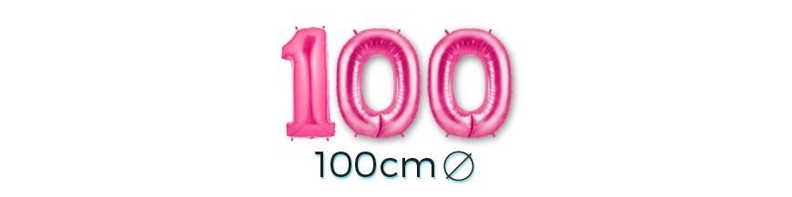 Números 100 cm