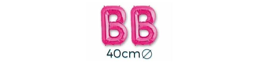 Letras 40 cm