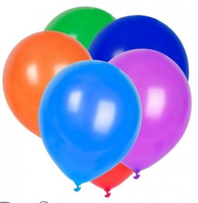 ¿Dónde comprar globos grandes para fiestas?