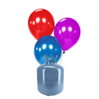Venta online de botellas de helio para globos